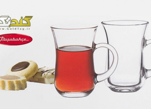 لیوان چای خوری جدید سایت تخفیف و خرید گروهی گلدتگ ست لیوان چای خوری Pasabahce